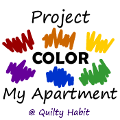 http://quiltyhabit.blogspot.com/p/project-color-my-apartment.html