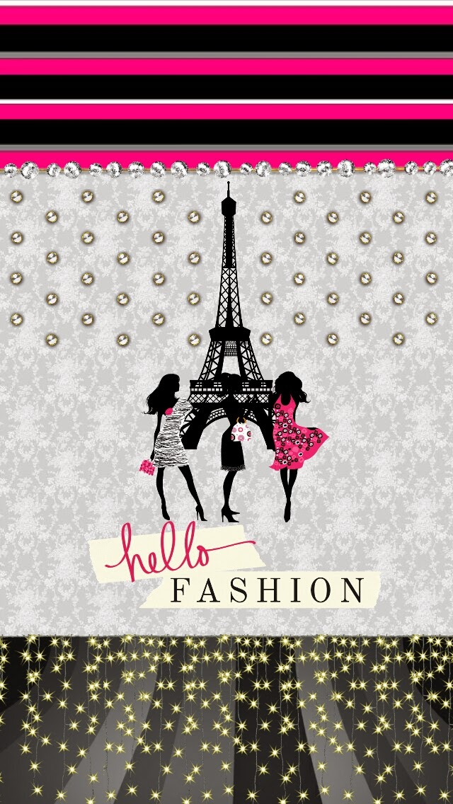 dazzle my droid fashion in paris wallpaper collection