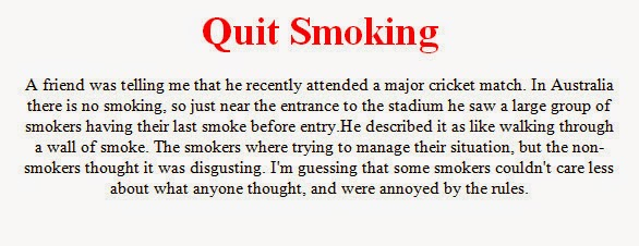 Quit Smoking Quotes Adorable One Best Of Health And Fitness  Quit Smoking  Quitting Smoking