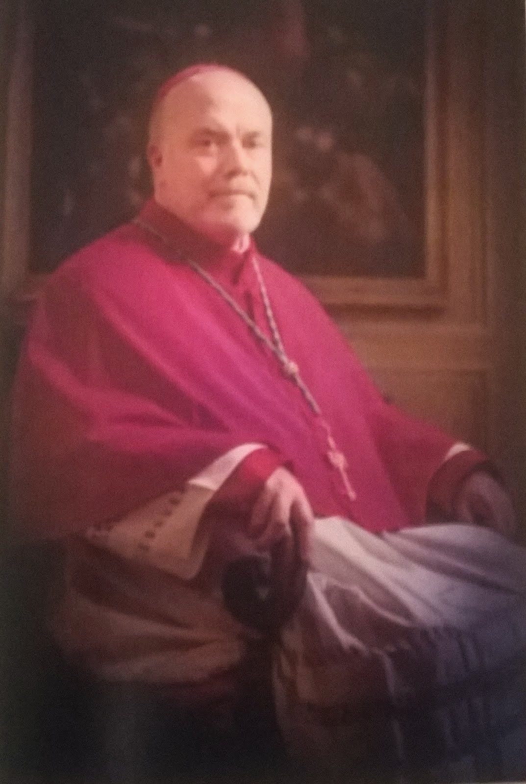 The Bishop of Leeds
