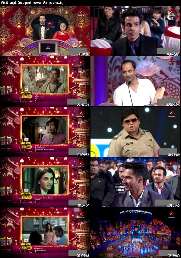 Big Star Entertainment Awards 2015 Main Event 480p HDTV