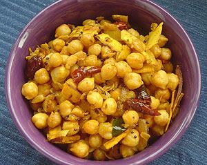 Best food recipes in sri lanka chickpea stir fry kadala thel daala chickpea stir fry kadala thel daala forumfinder Images