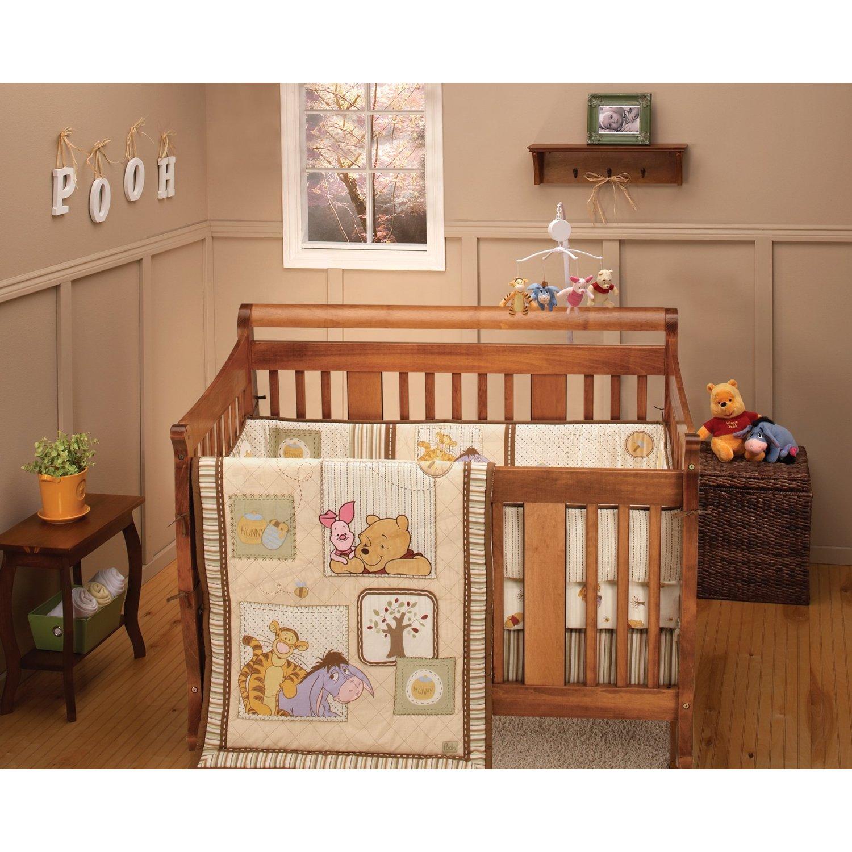 Pooh Nursery Bedding Set
