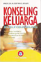 toko buku rahma: buku KONSELING KELUARGA (FAMILY COUNSELING), pengarang sofyan s. wilis, penerbit alfabeta