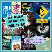 June New Release Giveaway