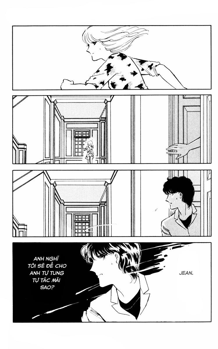 Umi no Yami, Tsuki no Kage chap 36 - Trang 21