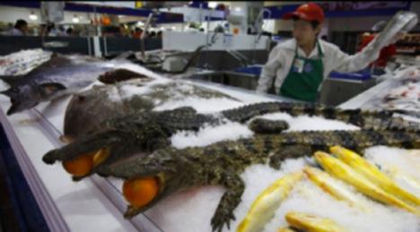 69749  468x chinese walmart 001 Mengintip Bahan Bahan Makanan Yang Dijual Di Walmart, China