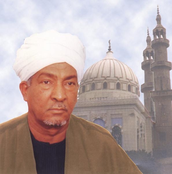 Pusat Rawatan Islam Darul Naim: SYEIKHUNA SYEIKH ABDUL GHANI JAAFARI AL-MISRI