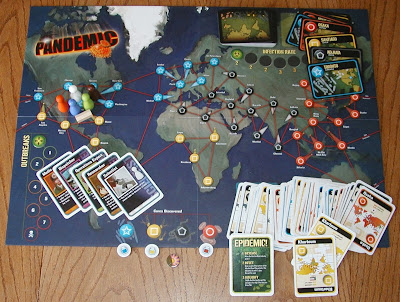 Pandemic game disease flu contagion pics