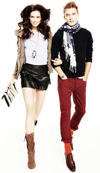 ropa de otoño invierno hombre 2011 2012