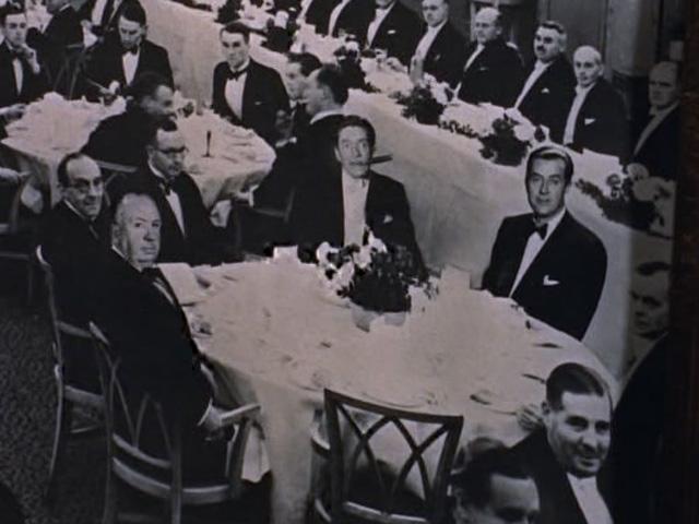 El cameo más intrincado de Alfred Hitchcock.