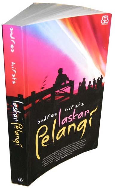 essay novel laskar pelangi