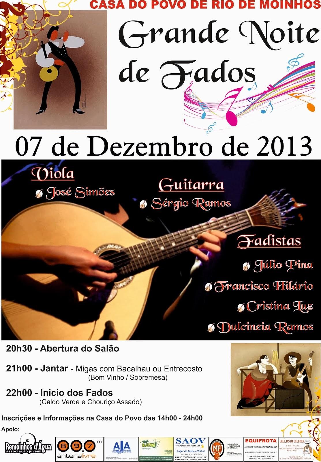 Noite de Fados 2013