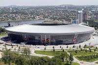 Euro 2012 stadium warsawa