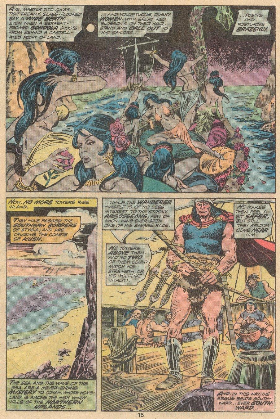 Conan the Barbarian (1970) Issue #58 #70 - English 10