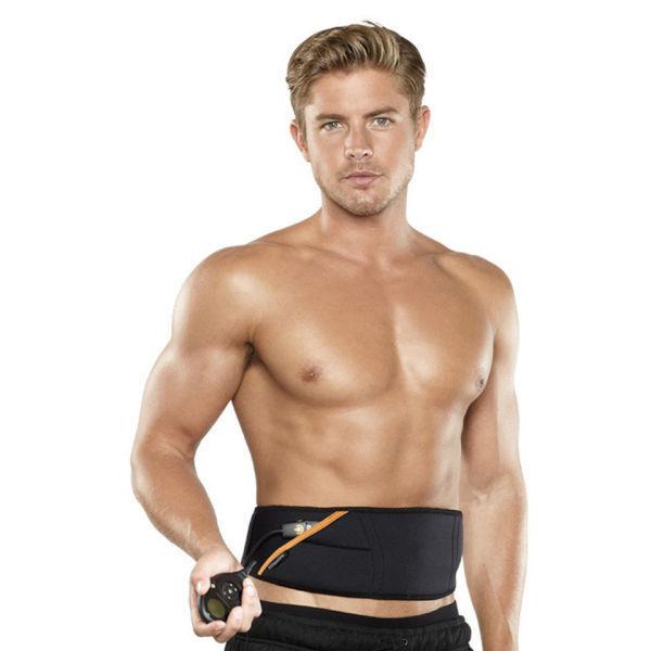 healthy living slendertone system abs mens belt review. Black Bedroom Furniture Sets. Home Design Ideas