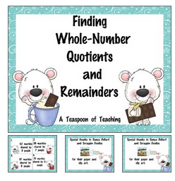 Whole- Number Quotients with Remainders