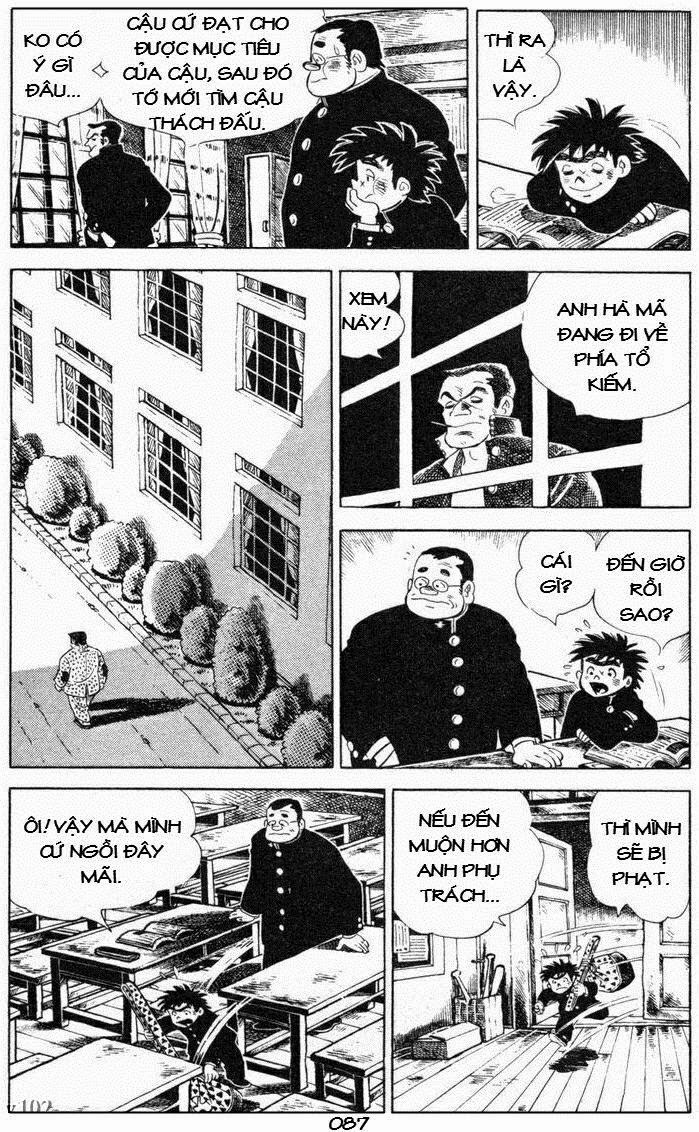 Siêu quậy Teppi chap 90 - Trang 42