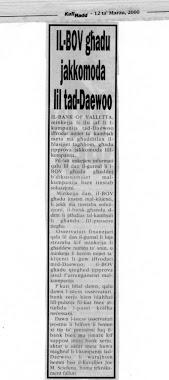 32 - John Dalli and the Daewoo Scandal