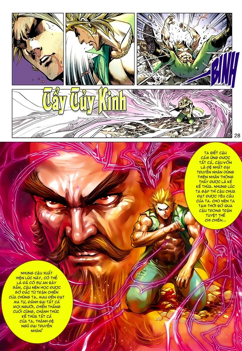 Vương Phong Lôi 2 Chapter 44 - Trang 27