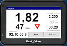 RallyNav no gps foston 4.3""