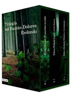 La trilogía del Baztán de Dolores Redondo Ed. Destino