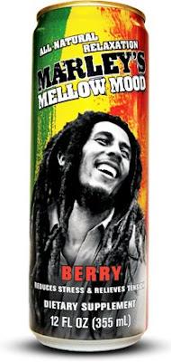 Bob Marley tem uma linha de refrigerantes