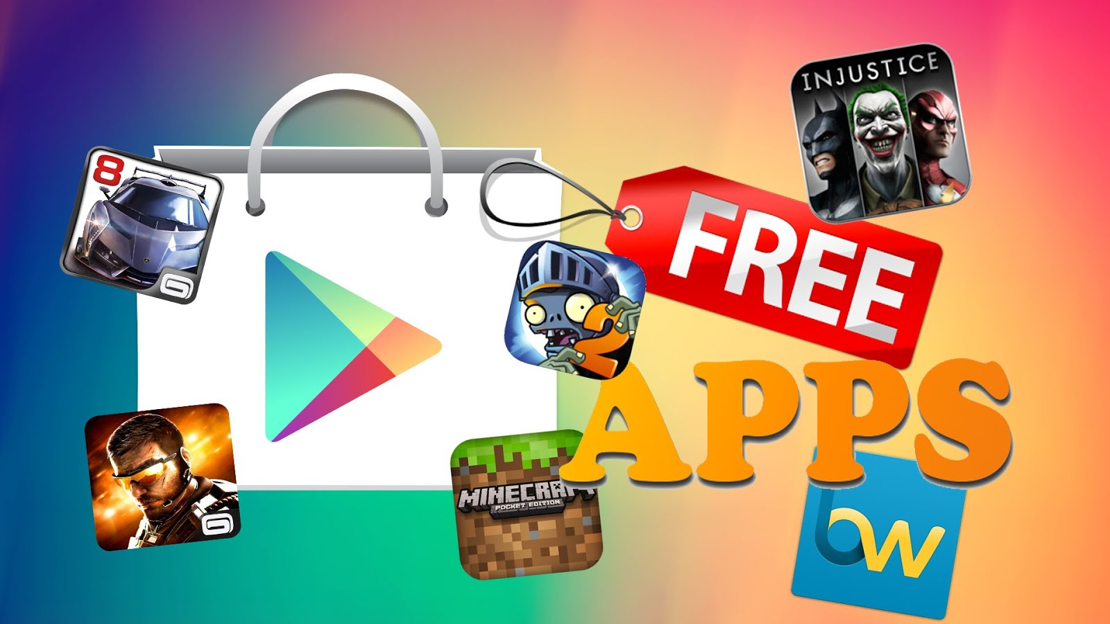 NEW! Free Android Apps!