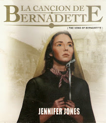 La Cancion de Bernardette (Jennifer Jones, Vincent Price)