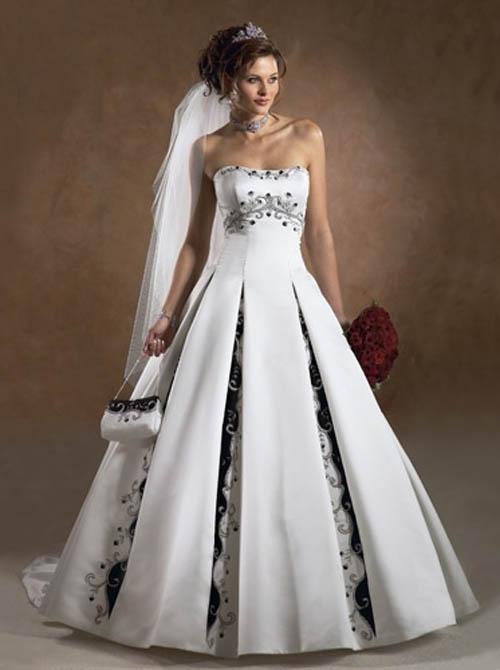 Punk Rock Wedding Dresses