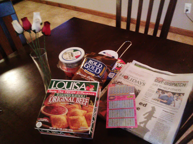 Date Night goodies