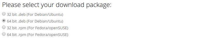 ubuntu chrome download