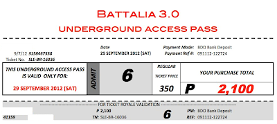 battalia royale 3