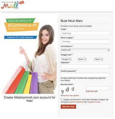 matahari ikut menerangi e-commerce indonesia
