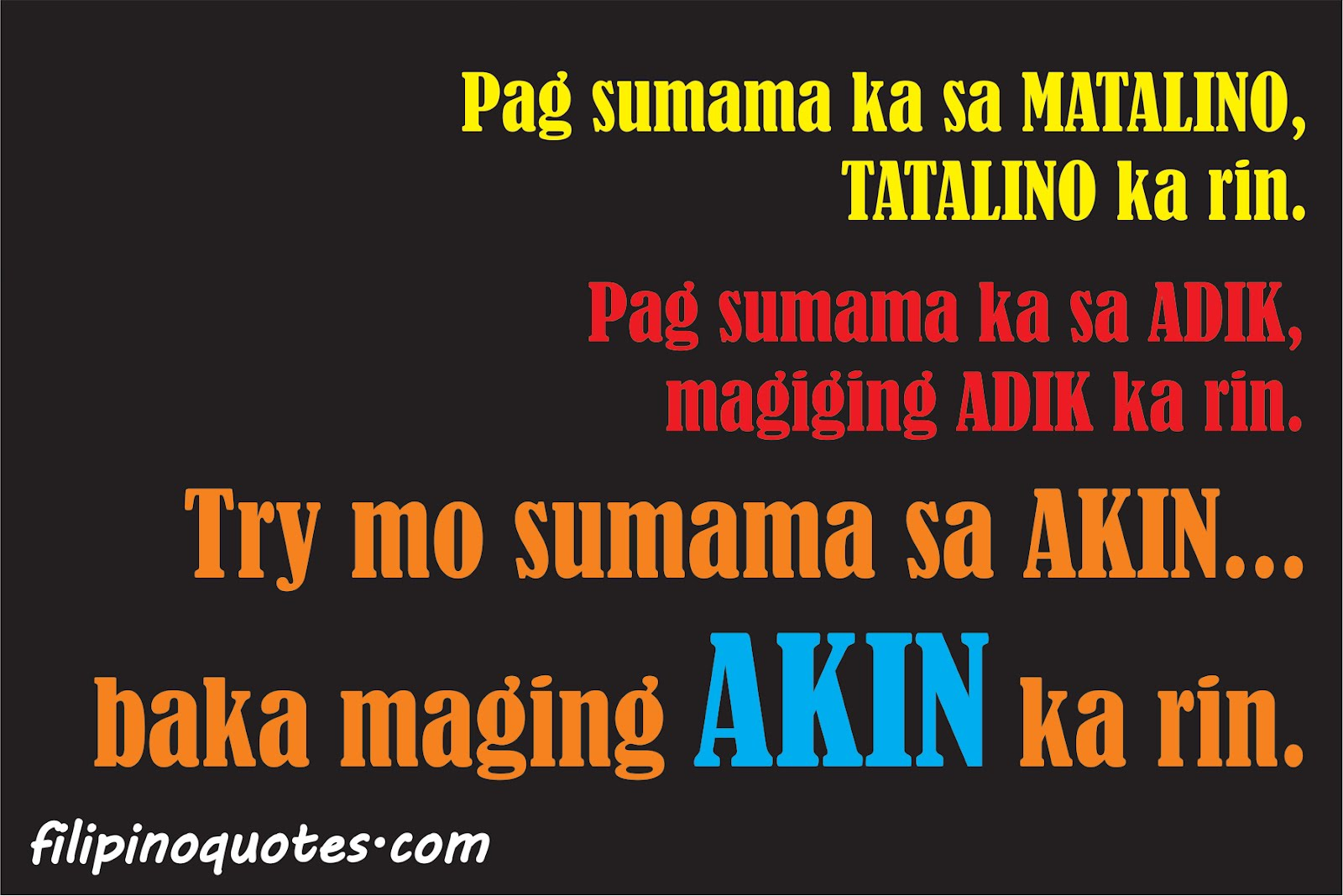 Filipino Funny Love Quotes : Tagalog Banat Love Quotes 2012 - Tagalog Love Quotes