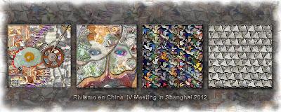 El Rivismo y sus Pinceladas Experienciales en China. IV Meeting in Shanghai 2012