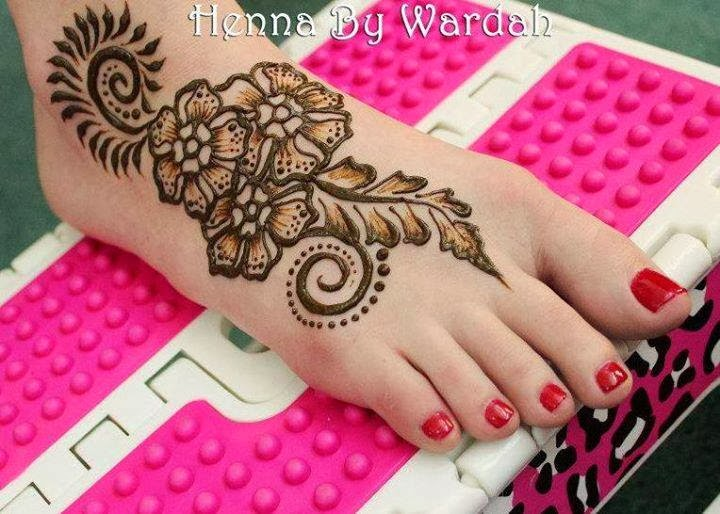 Mehndi Designs Please : Top arabic mehndi design collection for
