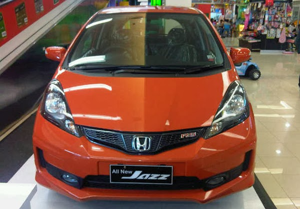 all new honda jazz images