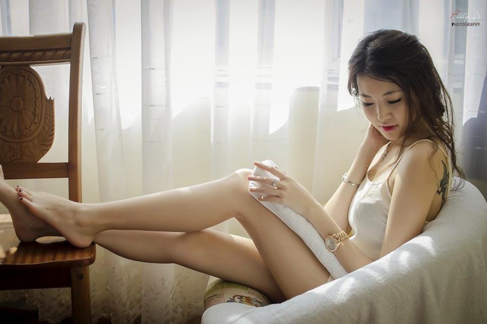 Hot girl Đặng Kinh Anh - SV Đại Học Dân Lập Hải Phòng
