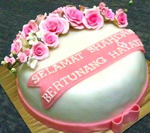 Fondant Cake 7