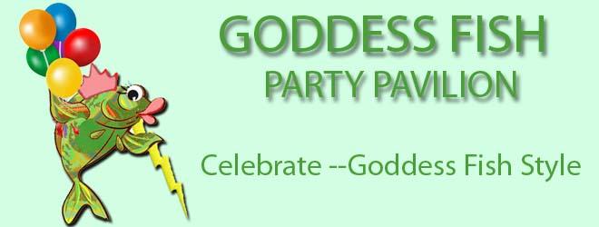 Goddess Fish Party Pavilion