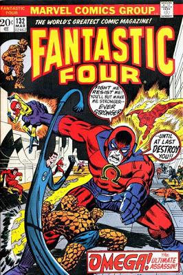 Fantastic Four #132, Omega