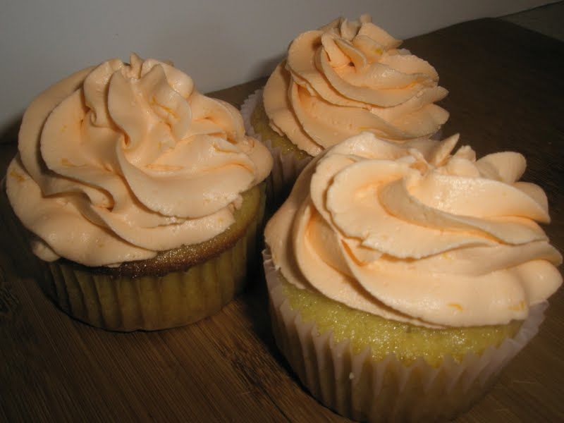 Got it, Cook it: Orange Creamsicle Cupcakes
