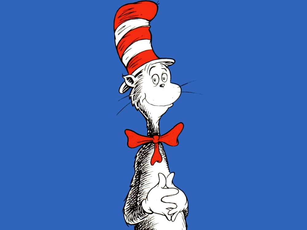 Cat in the Hat Cartoon Picture 2