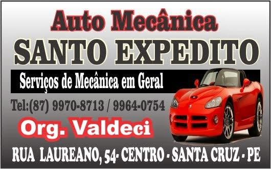AUTO MECÂNICA SANTO EXPEDITO