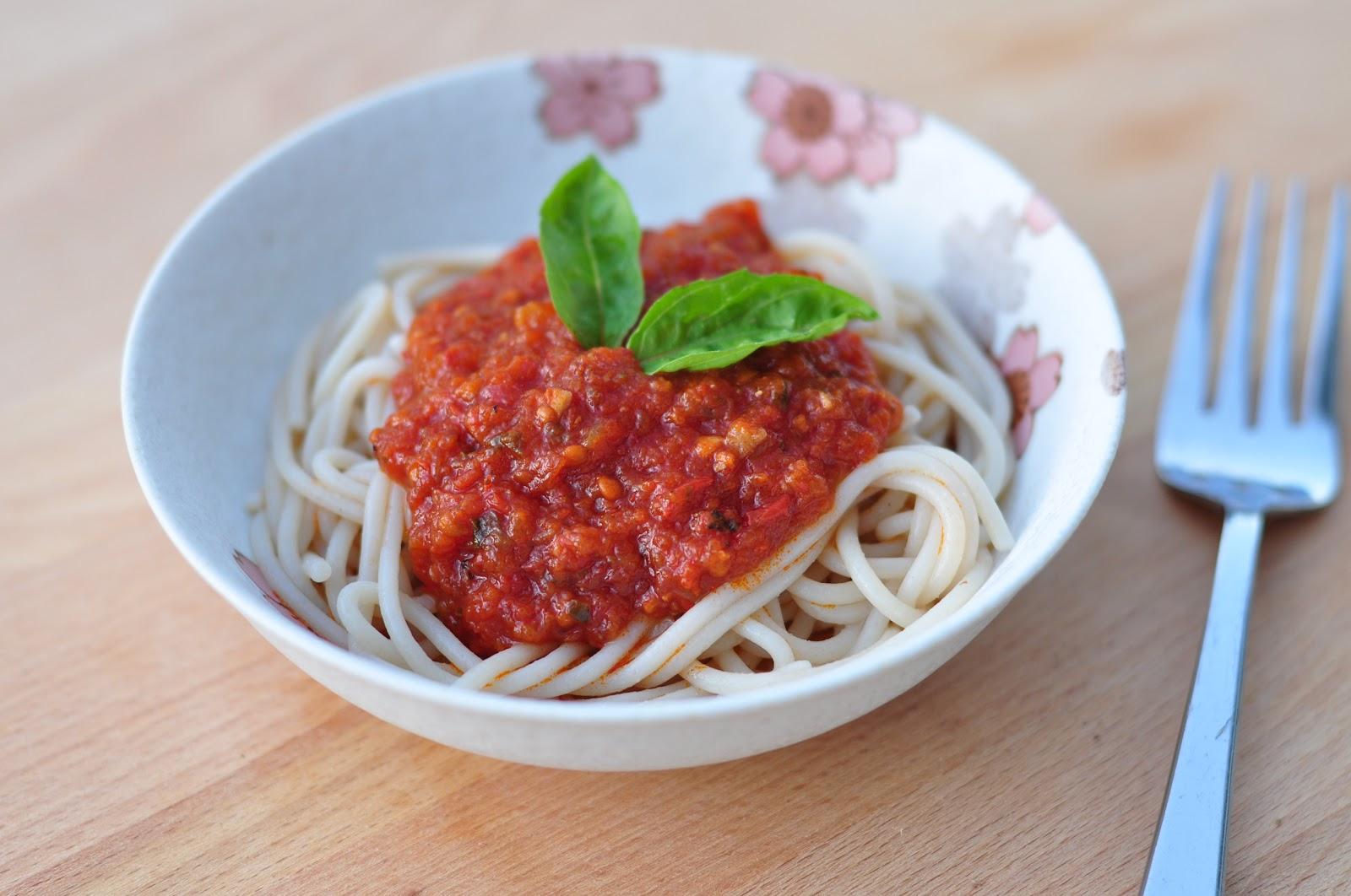 Fresh Tomato Sauce Recipes — Dishmaps