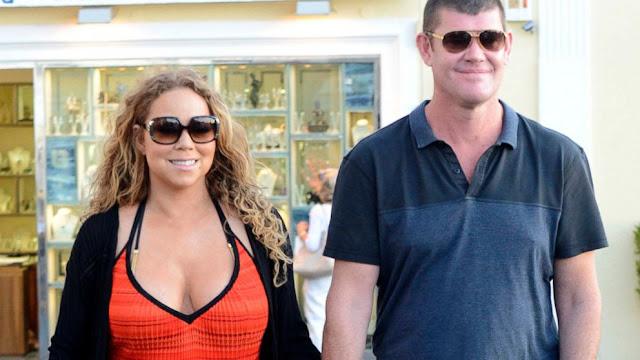 Mariah Carey habla sobre lo que busca en un hombre para la revista People.