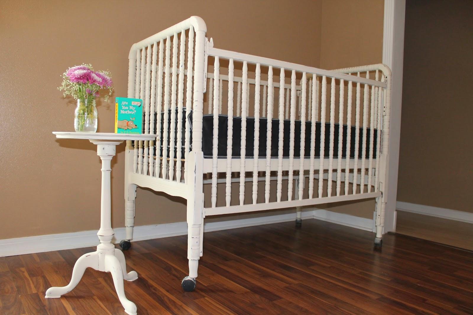 Baby cribs on craigslist - Baby S Crib Redo