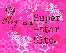 My Blog is a Superstar Site
