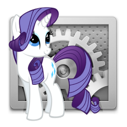 My Little Pony Desktop Icons